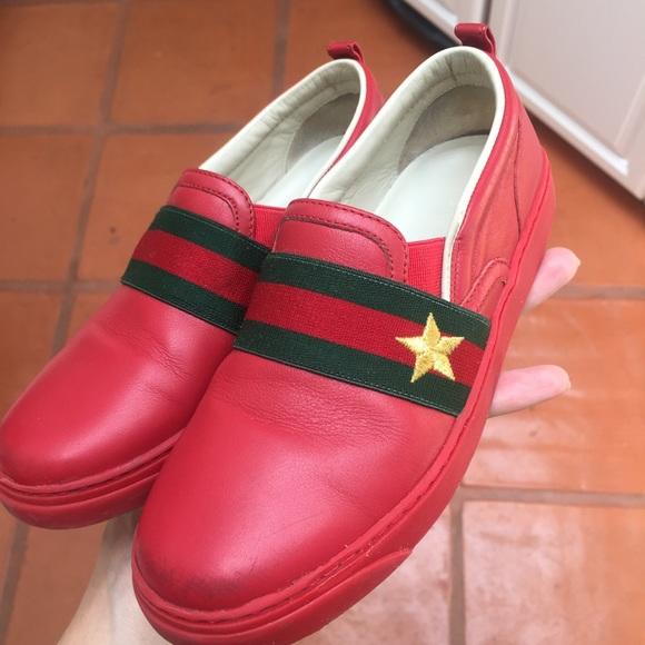 061aec22 Gucci Children's Jackson Slip On Sneaker Boy/Girl